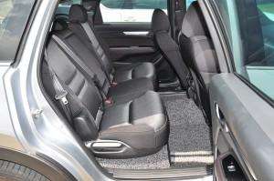 Mazda CX-8 Mid_Rear Seats