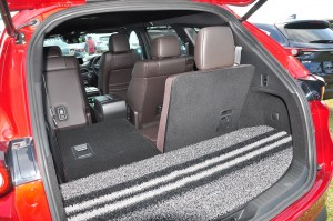 Mazda CX-8_High Variant_Boot Space_3rd Row Seat