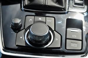 Mazda CX-8_Commander Control Knob_Centre Console