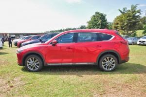 Mazda CX-8_Soul Red
