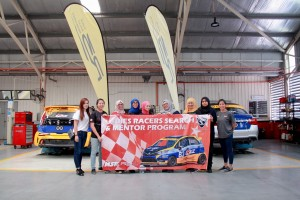 Team Proton R3 Lady Racers Search Development Programme