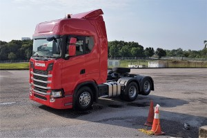 Scania_New Truck Generation_S Series_Prime Mover_Cab