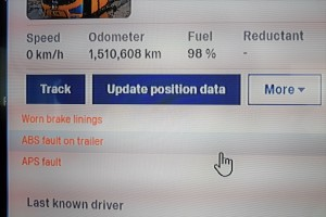 Scania Fleet Management Portal_Screen_Malaysia