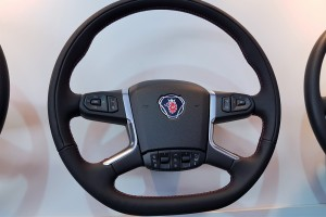 Scania New Truck Generation_Steering Wheel Option