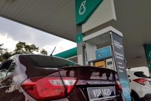 Proton 1 Tank Adventure_2019_Petronas Station_Malaysia