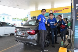 Proton 1 Tank Adventure_Participants_Media_Petronas