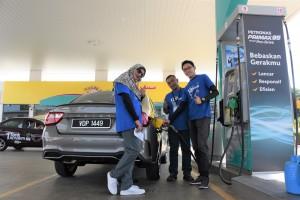 Proton 1 Tank Adventure_Petronas Kota Bharu_Participants_Saga