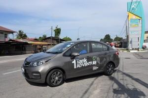 Proton 1 Tank Adventure_Petronas Kota Bharu_Fuel_Persona