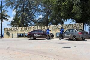 Proton 1 Tank Adventure_Taman Laut Sultan Iskandar_Persona_Saga