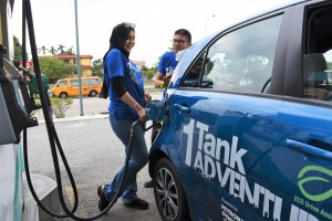 Proton 1 Tank Adventure 2019_Final_Petronas Station_End