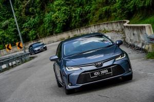 Toyota Corolla_1.8G_Drive_Genting_Malaysia