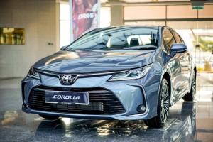 Toyota Corolla Altis 1.8_Malaysia_2019