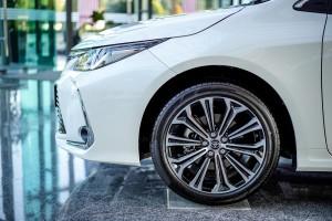 Toyota Corolla Altis_Front Wheel_Malaysia