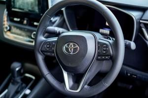 Toyota Corolla Altis_Steering Wheel_Malaysia