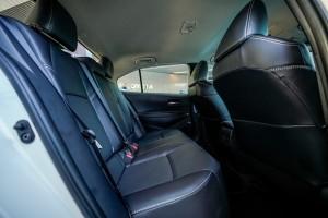 Toyota Corolla Altis_Rear Seats_Malaysia