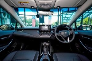Toyota Corolla Altis_Dashboard