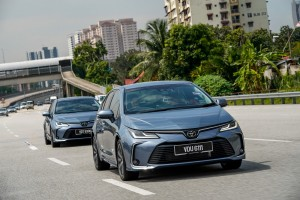Toyota Corolla Altis 1.8G_Malaysia