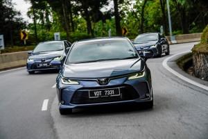 Toyota Corolla Altis_2019_Drive_Malaysia