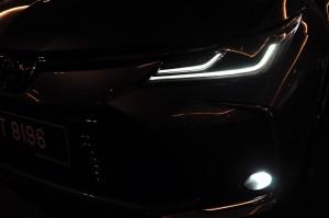 Toyota Corolla Altis_1.8_LED DRL_Fog Light_Malaysia