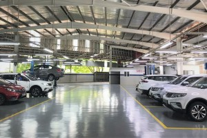 Proton 3S_Car Servicing Area_Malaysia