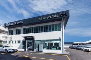 Mercedes-Benz Autohaus_NZ Wheels_Setapak_Kuala Lumpur