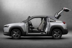 MAZDA MX-30_Electric Vehicle_European specification-9_Freestyle Door