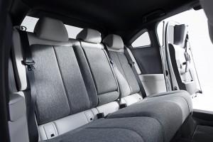MAZDA MX-30_Rear Seats_Interior (European specification)
