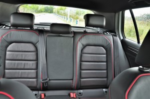 Volkswagen Golf GTI_Rear Seat_Backrest