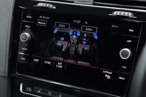 Volkswagen Golf GTI Mk 7.5_8 Inch Discover Media Touchscreen_Climate Control
