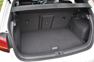 Volkswagen Golf GTI Mk 7.5_Boot Space