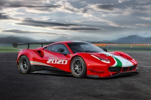 Ferrari 488 GT3 EVO 2020 to race in international GT championships