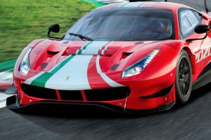New Ferrari 488 GT3 EVO 2020