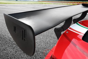 Ferrari 488 GT3 EVO 2020 rear wing