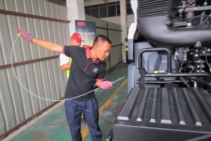 UDEMC_Pre-drive Inspection_UD Trucks Extra Mile Challenge_Malaysia