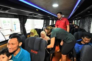 Sani Express_Scania Bus_Interior