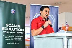 Sani Express Group Managing Director_Wan Mohd Iskandar Dato' Salleh_Scania