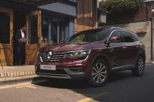 New Renault Koleos_Millesime Red_2019