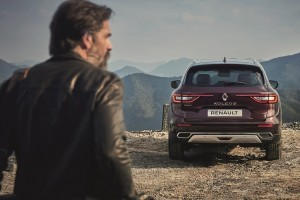 New Renault Koleos_Millesime Red_2019_Outdoor