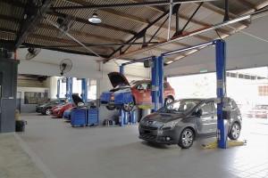Peugeot-Citroen-Alor Setar 3S_Service Centre_Malaysia