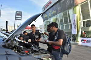 Toyota 5 Continents Drive Project_Malaysia