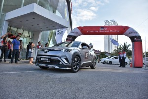 Toyota 5 Continents Drive Project_CH-R_Malaysia