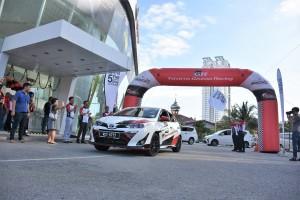 Toyota 5 Continents Drive Project_Penang_Malaysia_Yaris