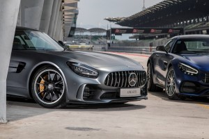 Mercedes AMG GT R_Front
