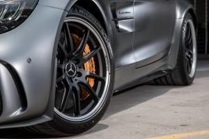 Mercedes AMG GT R_Wheels
