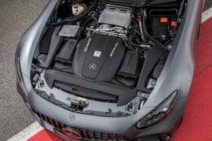 Mercedes AMG GT R_4.0 V8 Biturbo Engine