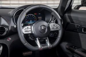 Mercedes AMG GT C_Steering Wheel