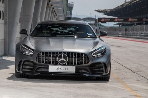 Mercedes AMG GT R_Front View