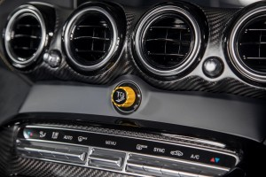Mercedes AMG GT R_Climate Control_Air Vents_Traction Control