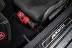 Mercedes AMG GT R_AMG Track Package_Fire Extinguisher