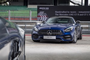 Mercedes AMG GT C_Front View